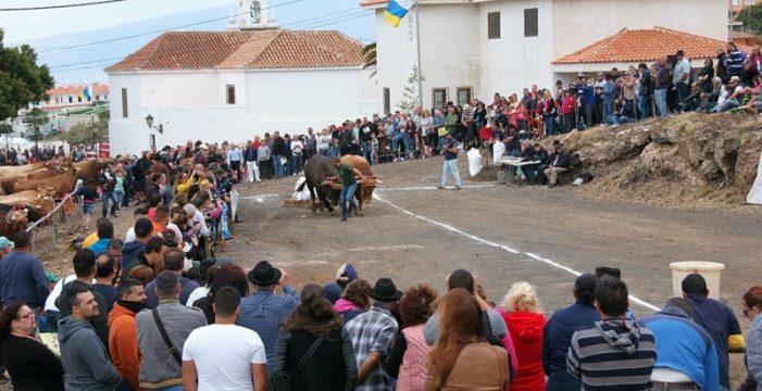 Moisés de la Rosa (Vacas de Tercera), David Hernández Fajardo (Toros de Tercera) y José Manuel Marrero Ayala (Toros de Primera) vencen en El Chorrillo
