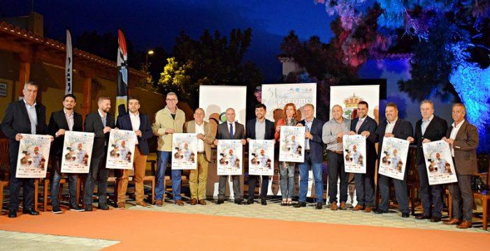 Los ocho municipios de la comarca se unen en el XXXIV Rally Orvecame Norte