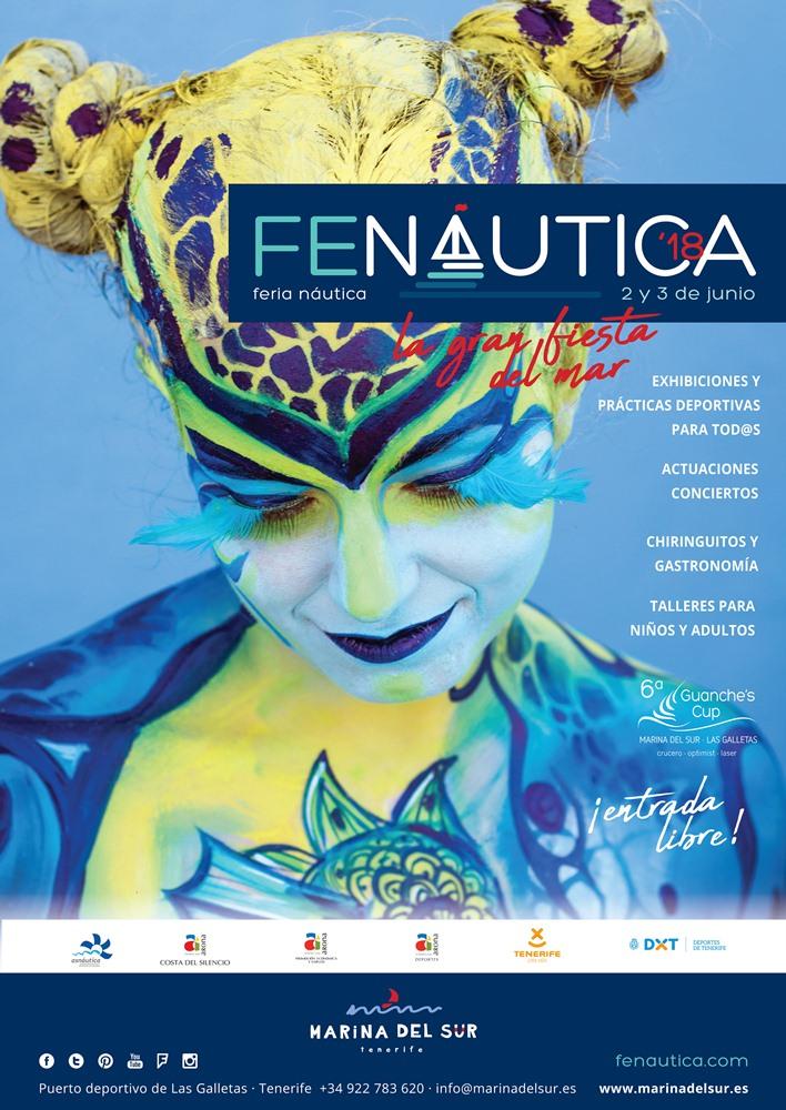 Cartel Fenáutica. / DA