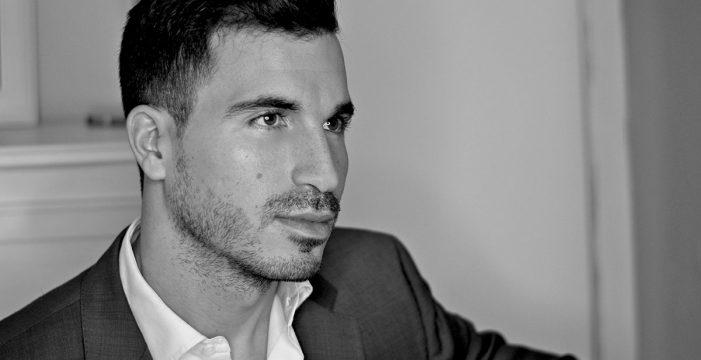 """Javier Castillo: """"Lo que ha pasado con 'El día que se perdió la cordura' ocurre una vez en 50 vidas"""""""