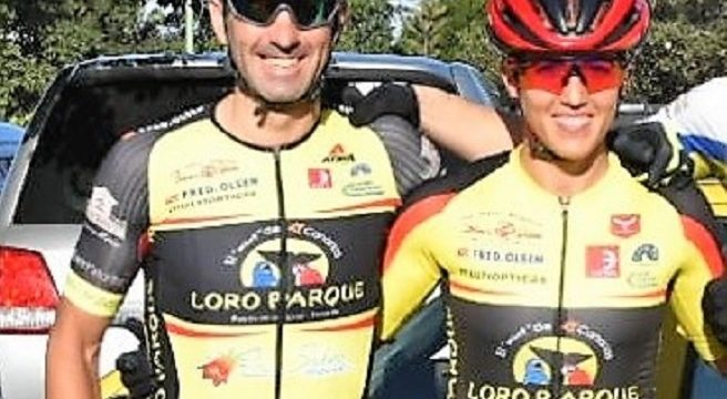 Unai Yus y Katy Sierra, a por la Vuelta a Andalucía de Mountain Bike
