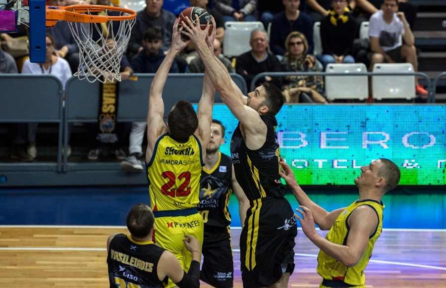El MoraBanc Andorra ganó los dos encuentros a los aurinegros, algo que puede pasar factura al equipo de Fotis Katsikaris. Fran Pallero