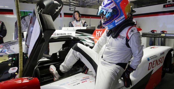 Fernando Alonso debuta este fin de semana en Spa-Francorchamps en el Mundial de Resistencia