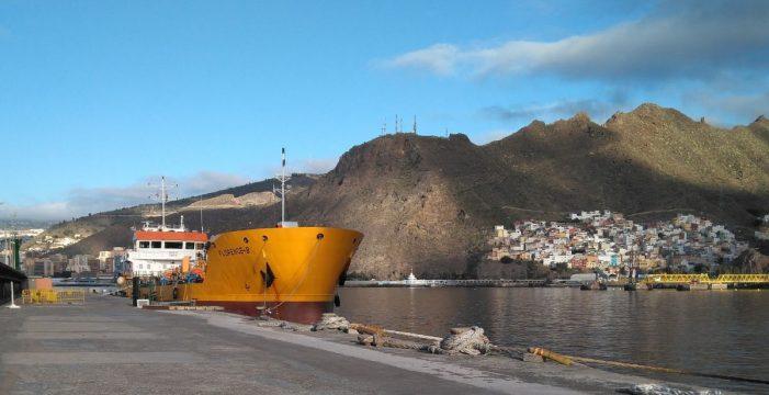 Cepsa incorpora una nueva embarcación para suministro de combustible en Tenerife
