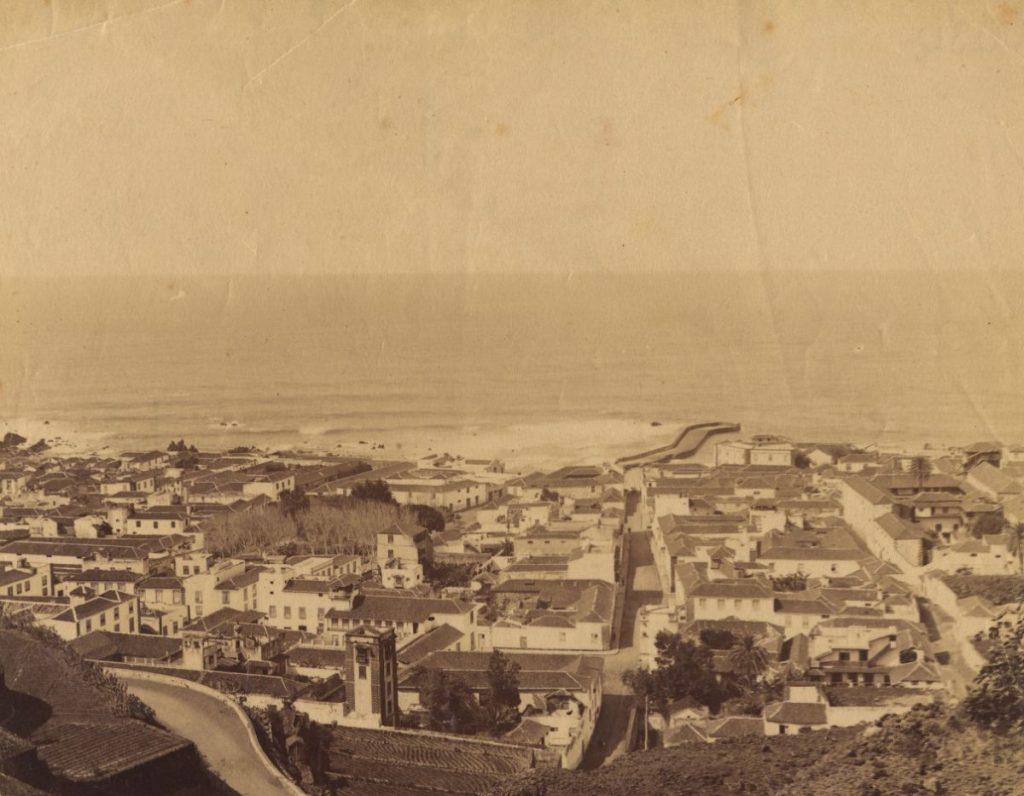 Puerto de la Cruz a finales del siglo XIX. | Archivo Fedac-Cabildo Gran Canaria