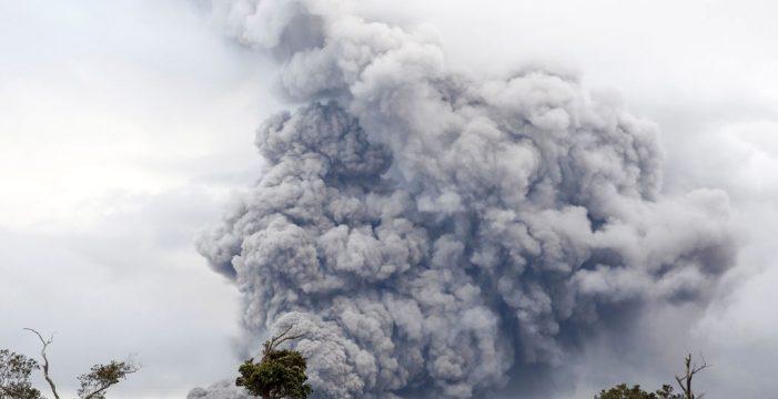 La erupción del Kilauea, captada desde el Observatorio Gemini