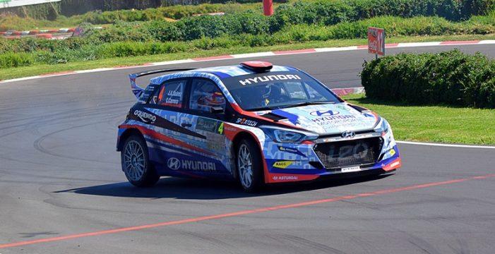 El Rally Villa de Adeje Tenerife se viste  de largo en Fitur