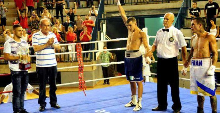 Barreto vs Santana, duelo canario por el título de España del peso gallo