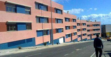 Canarias dispone actualmente de un parque público en el que residen 14.234 familias que cuentan con ayudas para el alquiler. DA
