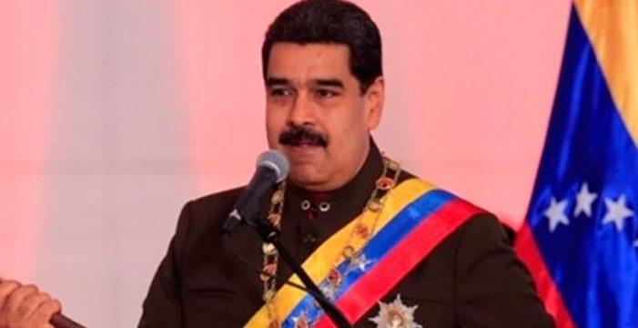 Maduro es reelegido presidente de Venezuela