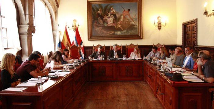 La ciudad pide al Cabildo garantías de financiación para la estación de guaguas