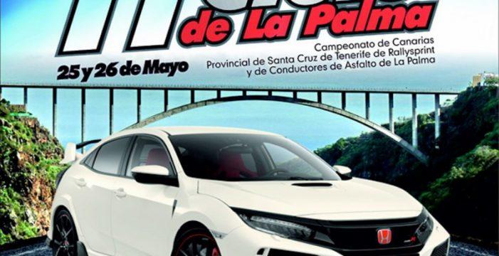 Cerca de 40 inscritos en el Rallysprint Cielo de La Palma
