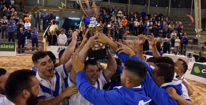 El Tegueste MercaTenerife se proclama campeón de la Copa Cajasiete de Primera Categoría