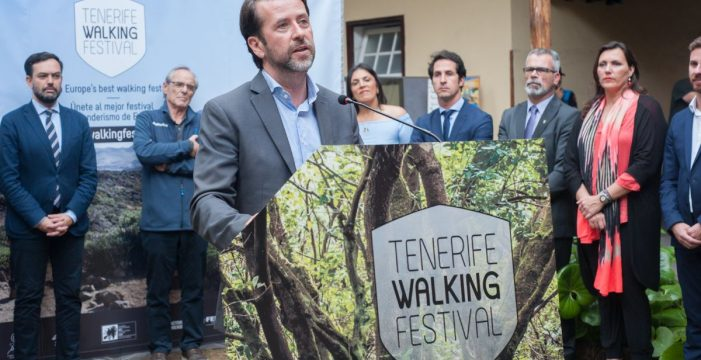 El Tenerife Walking Festival regresa de nuevo a la Isla con la participación de 200 senderistas de toda Europa