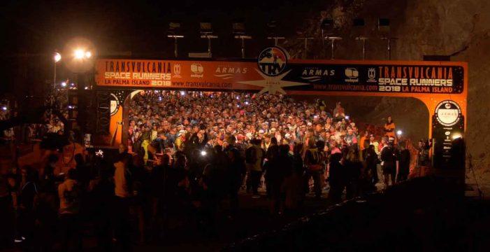La Transvulcania Naviera Armas 2019 a punto de colgar el cartel de completo en las distancias ultra y maratón