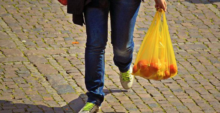 Los comercios tendrán que cobrar las bolsas de plástico a partir de julio