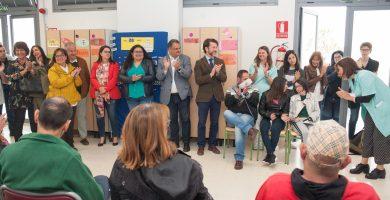 Acto de presentación del primer Centro de Atención Diurna Especializado de Daño Cerebral Adquirido de Canarias, ubicado en el Complejo Acaman. | EP