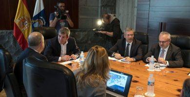 Clavijo dice que la reforma electoral no será una cortapisa para el Estatuto