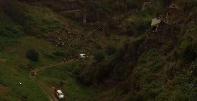 Encuentran el cadáver de la mujer desaparecida hoy en La Orotava