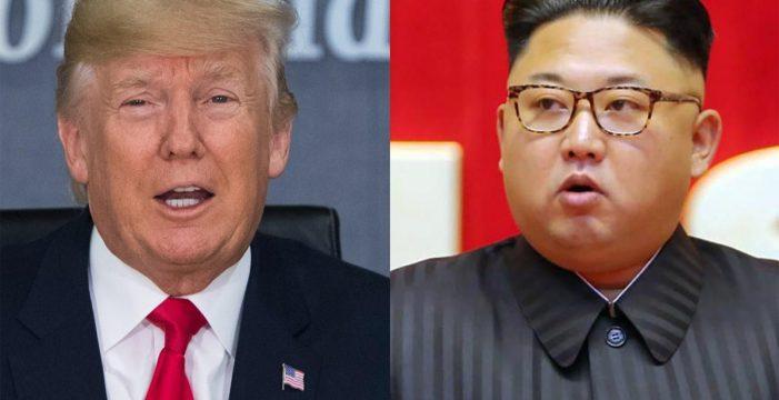 """Trump cancela la cumbre con Kim por su """"hostilidad"""""""