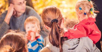 En la actualidad, en Canarias hay 23.803 carnés acreditativos de familia numerosa. | EP