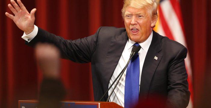 Trump rompe el pacto nuclear con Irán