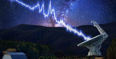 Proyecto SETI para la búsqueda de inteligencia extraterrestre. / EP