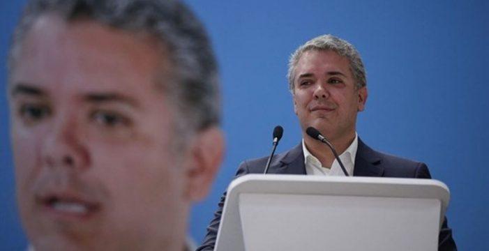 Duque se impone claramente en la primera vuelta de las elecciones en Colombia