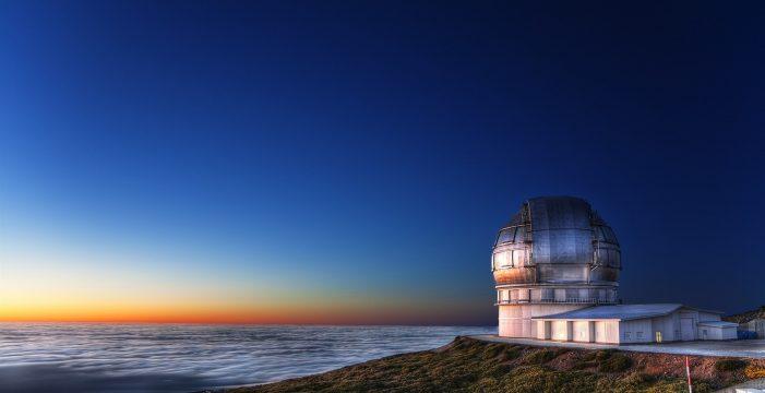 Pedro Duque reivindica en Twitter el Gran Telescopio de Canarias