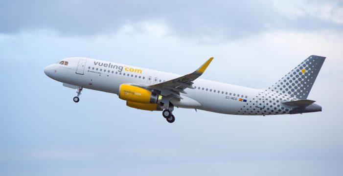 Uno de los vuelos Tenerife-Alicante ha sido desviado debido a la borrasca Gloria