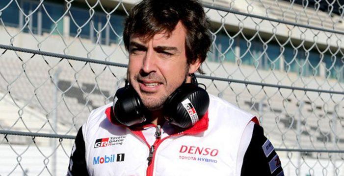 Fernando Alonso logra la 'pole' en las 6 Horas de Spa tras la sanción del otro Toyota