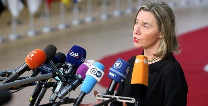 """La UE """"conservará"""" el acuerdo nuclear con Irán, a pesar de la retirada de EE.UU."""