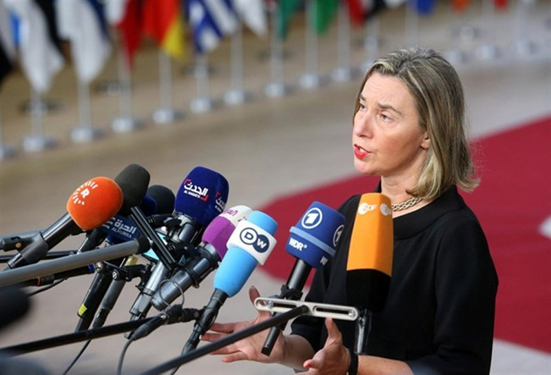 Federica Mogherini. / EP