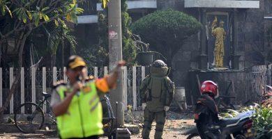 Ataques a iglesias en Java. / EP