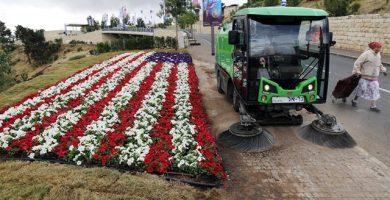 Jerusalén celebra la apertura de la embajada de EEUU. / EP