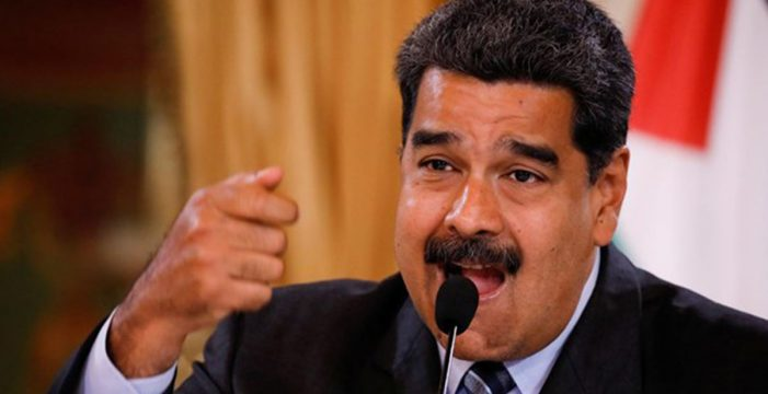 Maduro anuncia la expulsión de Venezuela del encargado de negocios de EE. UU.