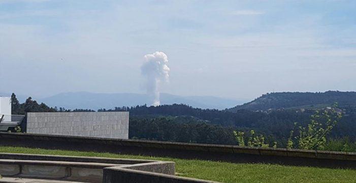 Al menos 4 muertos y 12 heridos en la explosión de material de pirotecnia en Tui (Pontevedra)
