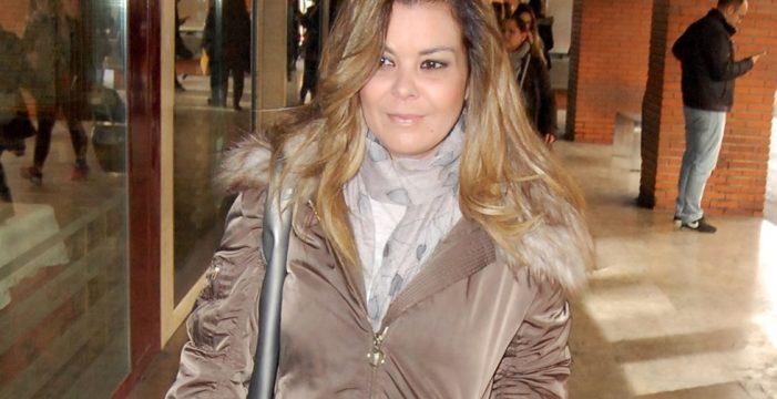 María José Campanario, ingresada de nuevo en un centro hospitalario