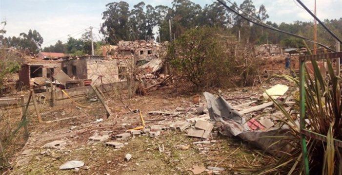Localizan más material pirotécnico en un tercer zulo propiedad del investigado por la explosión de Tui