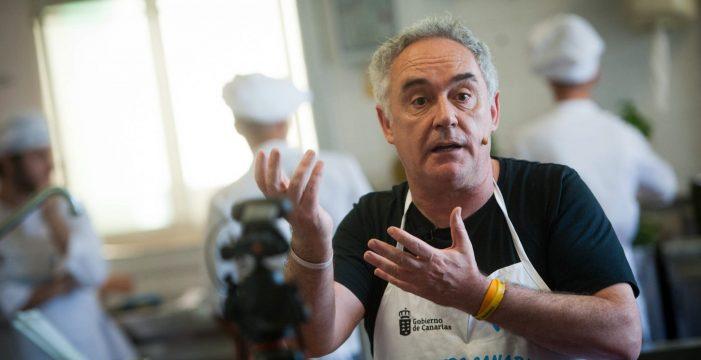 El puchero marino o de Cuaresma, la vuelta de tuerca de Ferran Adrià