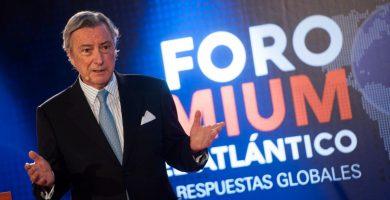 """Jorge Dezcallar: """"Canarias tendría que ser Miami para África Occidental"""""""