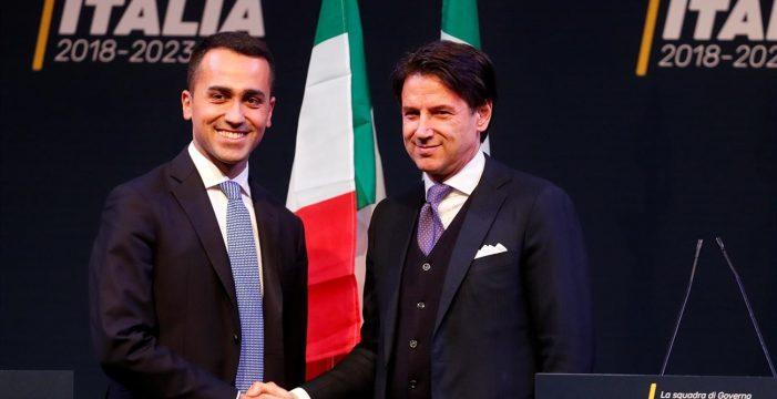 Dudas sobre el currículum de Giuseppe Conte, propuesto como primer ministro de Italia