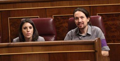 Iglesias y Montero consultarán su permanencia como líderes de Podemos a las bases