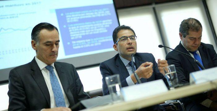 BBVA prevé la creación de unos 56.000 nuevos empleos en Canarias entre 2018 y 2019