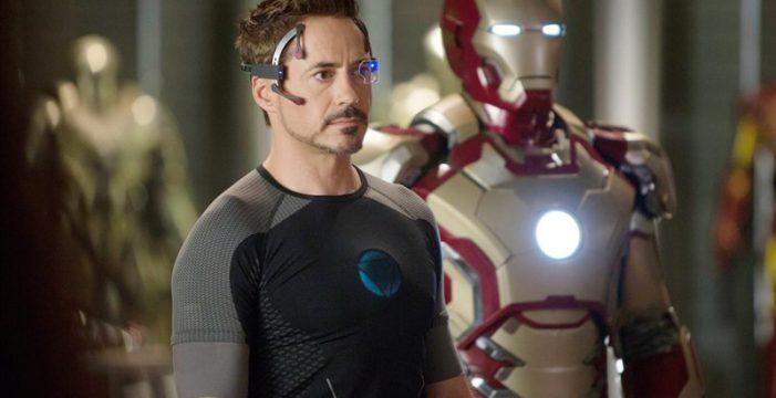 Roban en Los Ángeles el traje original de Iron Man