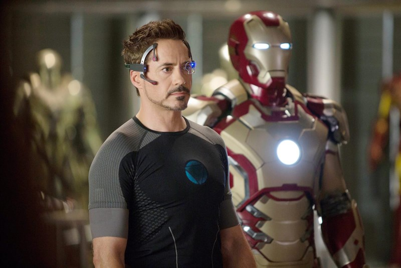 Tony Stark es Iron Man. | EP