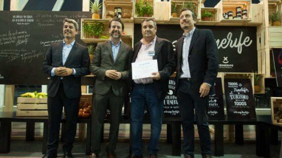 José Luis Conde, del DIARIO, embajador #yosoyTenerife para la gastronomía