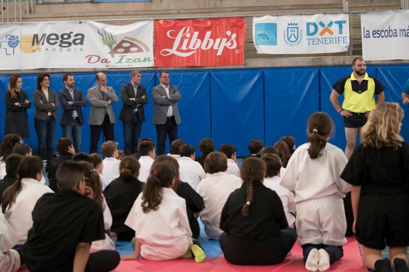 lucha canaria colegios Taco (1)