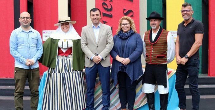 Una campaña en Los Realejos incide sobre el uso correcto de la vestimenta tradicional