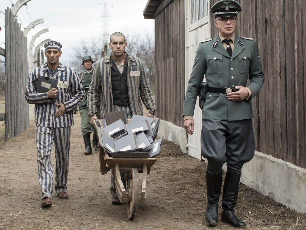 Fotograma de 'El fotógrafo de Mauthausen'. | Foto: Quim Vives